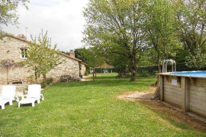 Location de vacances - Gîte à Usson-du-Poitou