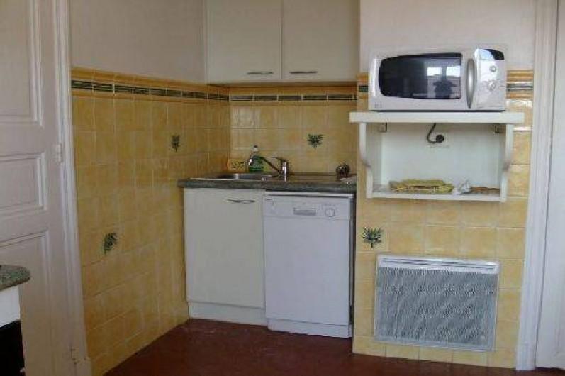 Location de vacances - Appartement à Cassis - Autre partie de la cuisine