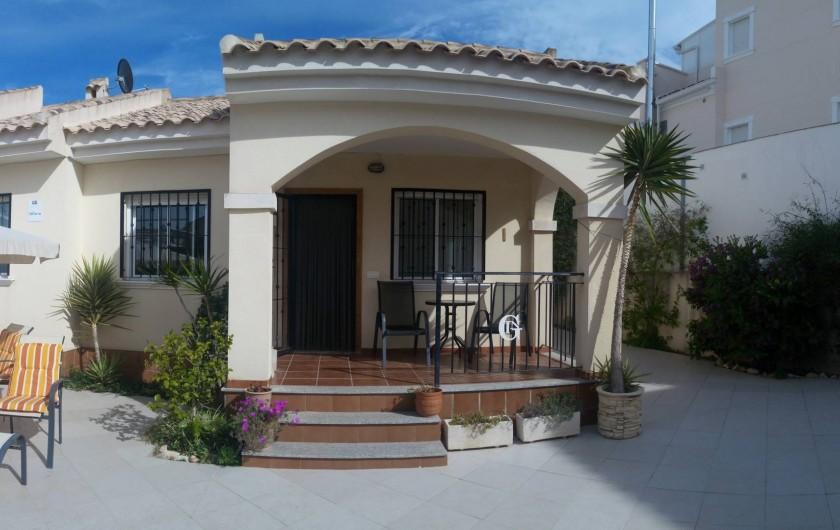Location de vacances - Chalet à Alicante - Entrée