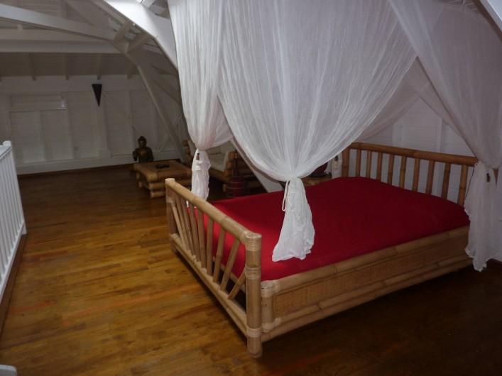 Location de vacances - Villa à Saint-François - couchage mezzanine