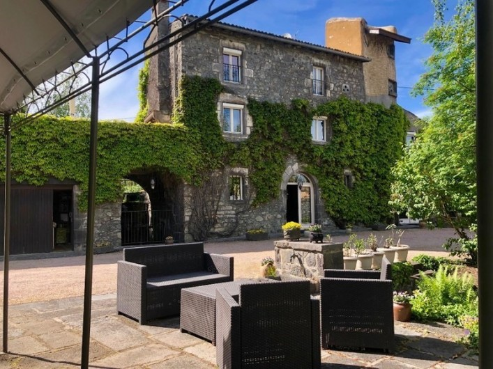 Location de vacances - Gîte à Malauzat - Moulin du 16 ème