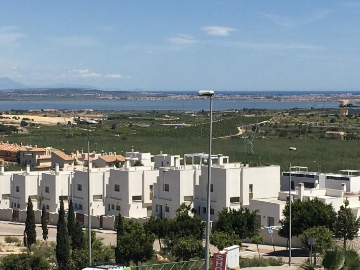 Location de vacances - Villa à San Miguel de Salinas - vue du patio