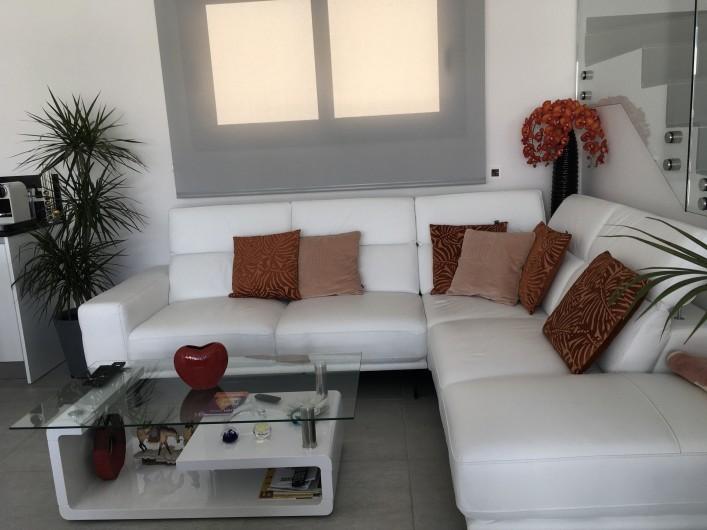 Location de vacances - Villa à San Miguel de Salinas - salon rez de chaussée