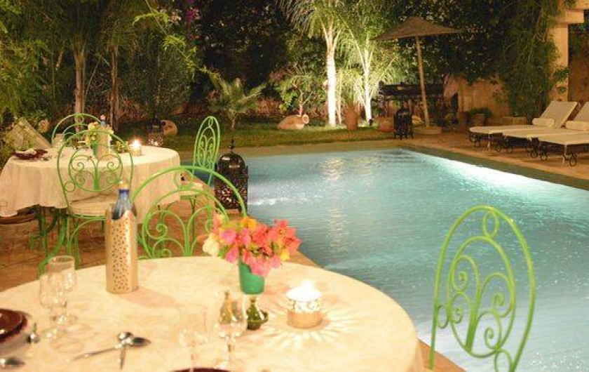 Location de vacances - Chambre d'hôtes à Taroudant