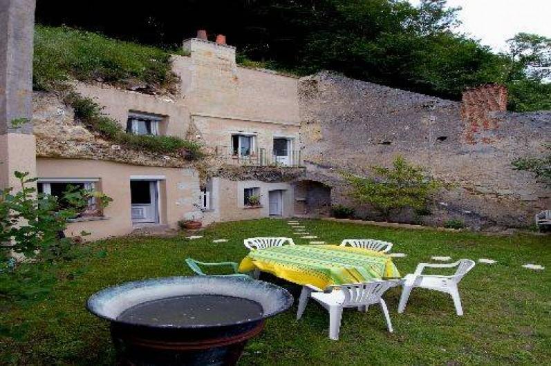 Location de vacances - Insolite à Saint-Étienne-de-Chigny