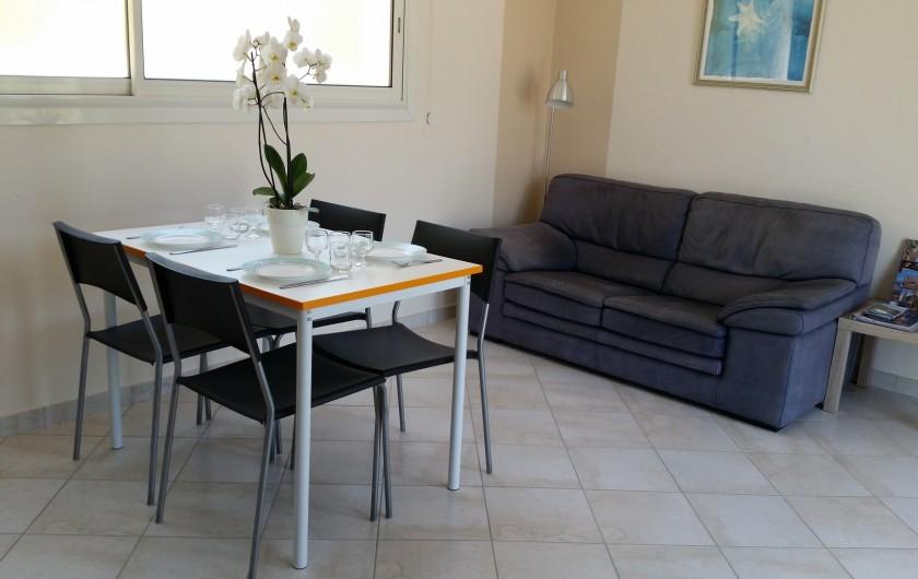 Location de vacances - Gîte à Saint-Cyprien - Séjour Gîte 1