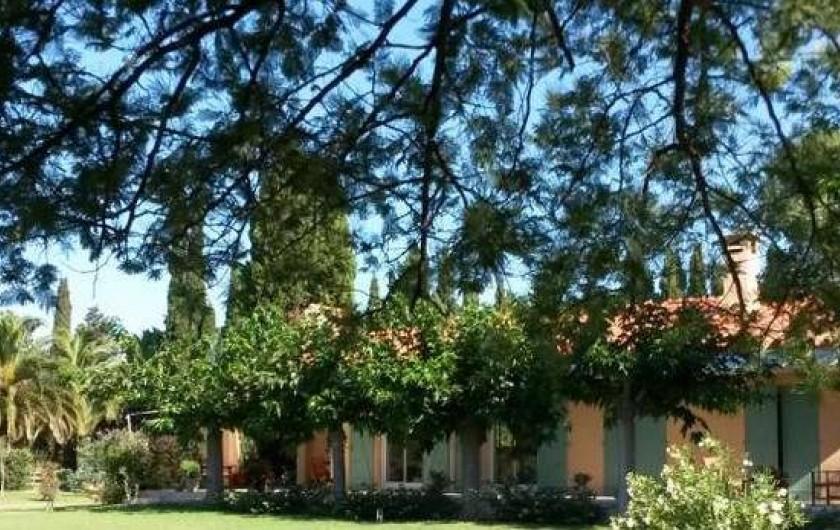 Location de vacances - Gîte à Saint-Cyprien - le mas