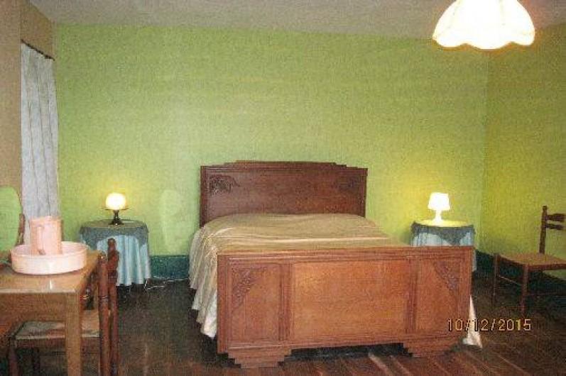 Location de vacances - Gîte à Beaunotte