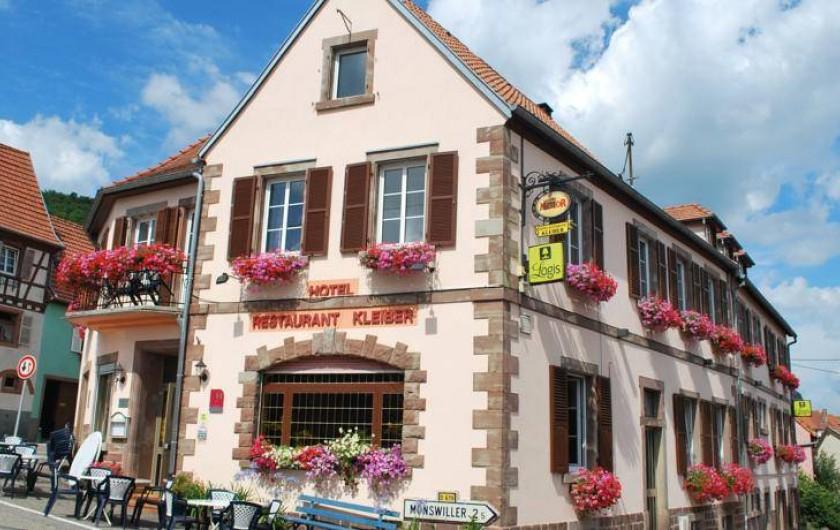 Location de vacances - Hôtel - Auberge à Saint-Jean-Saverne