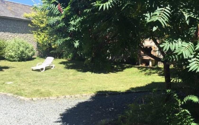 Location de vacances - Gîte à Engenville - Le Jardin