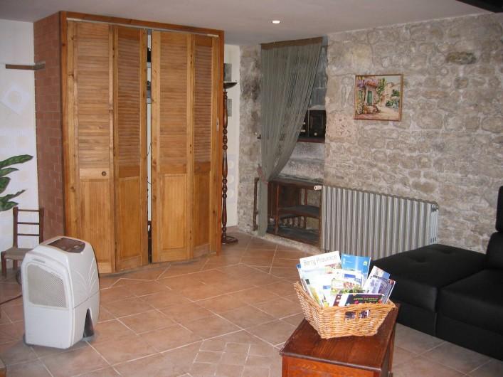 Location de vacances - Gîte à Engenville - Le Salon - 2 ème partie