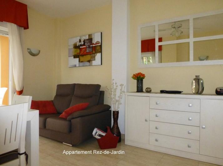 Location de vacances - Appartement à Dénia - Appartement Rez-de-Jardin