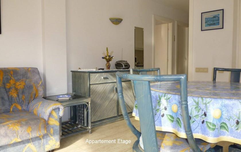 Location de vacances - Appartement à Dénia - Appartement étage