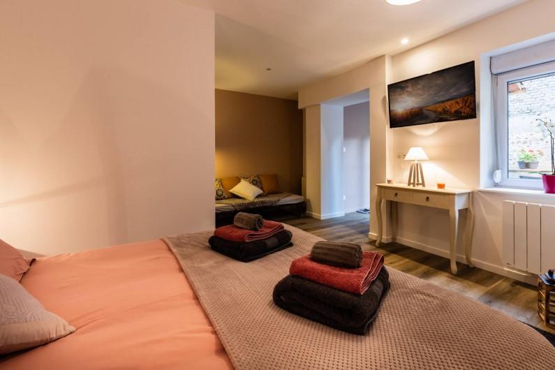 Location de vacances - Chambre d'hôtes à Bernardswiller - Chambre perce-neige