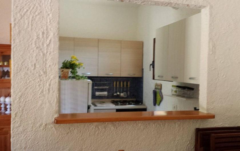 Location de vacances - Villa à Costa Rei - cuisine
