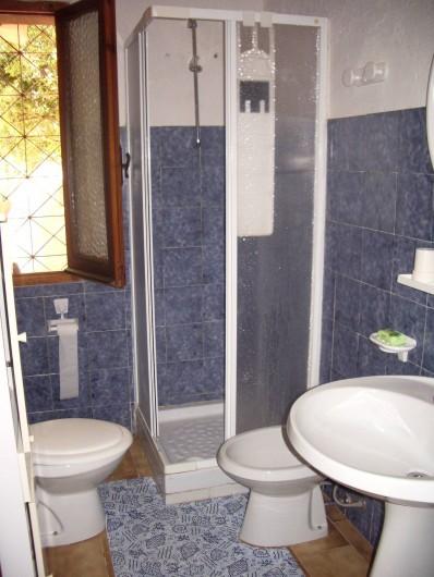 Location de vacances - Villa à Costa Rei - salle de bain n° 2