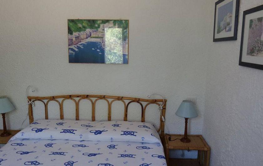 Location de vacances - Villa à Costa Rei - lit double