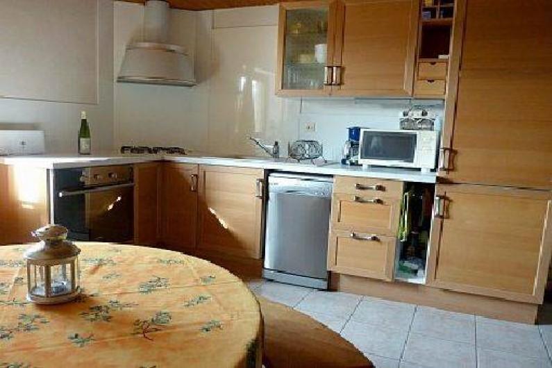 Location de vacances - Appartement à Ingersheim