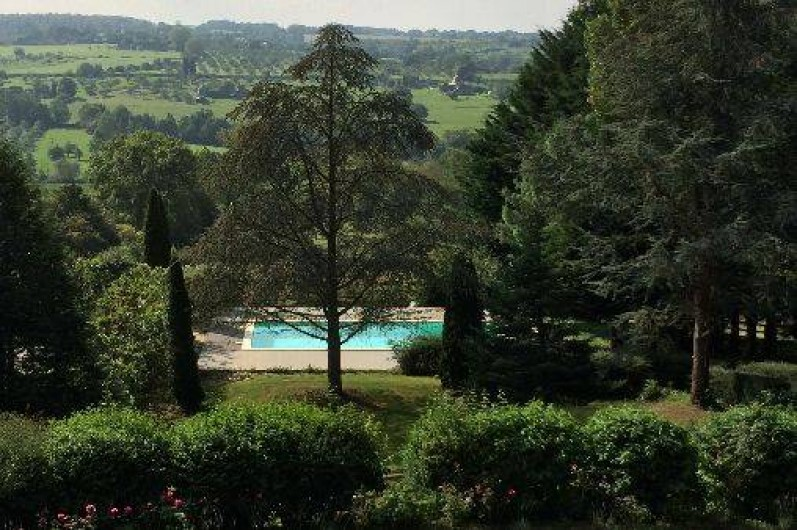 Location de vacances - Château - Manoir à Livarot