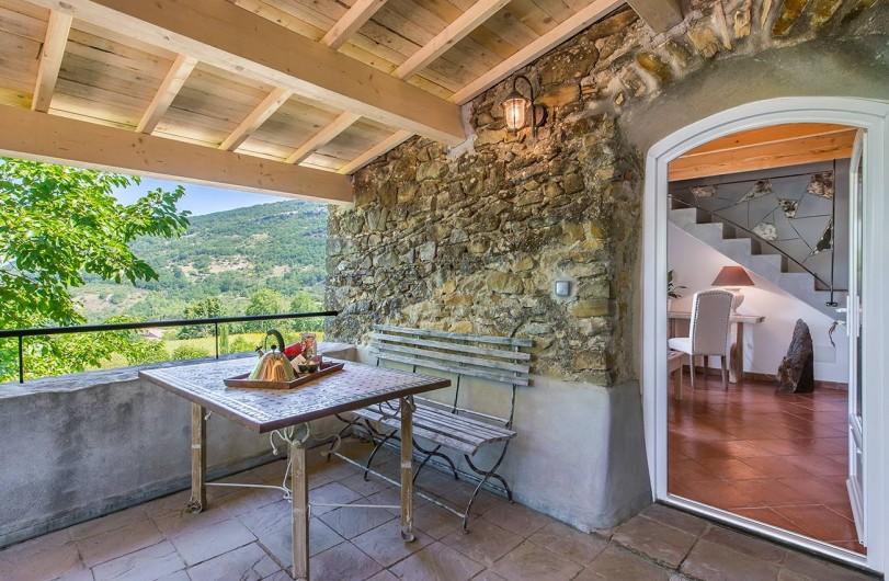 Location de vacances - Chambre d'hôtes à Rochebaudin - Galiane
