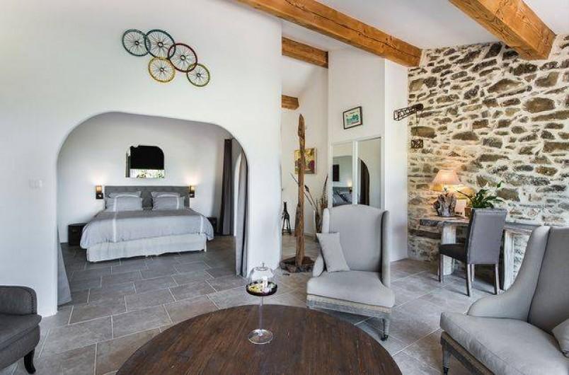 Location de vacances - Chambre d'hôtes à Rochebaudin - Marisse