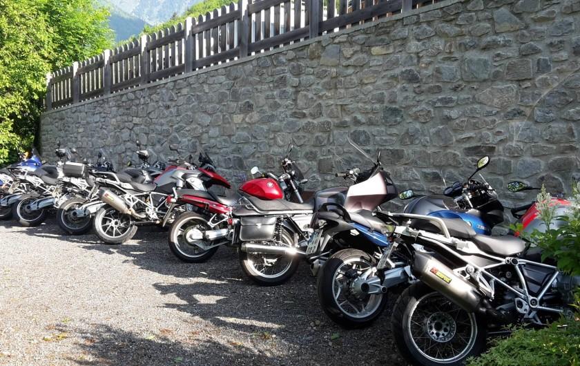 Location de vacances - Chalet à Vaujany - Motor cycling