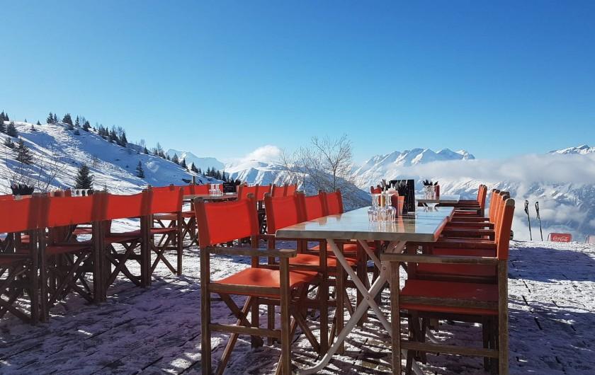 Location de vacances - Chalet à Vaujany - Mountain life in winter