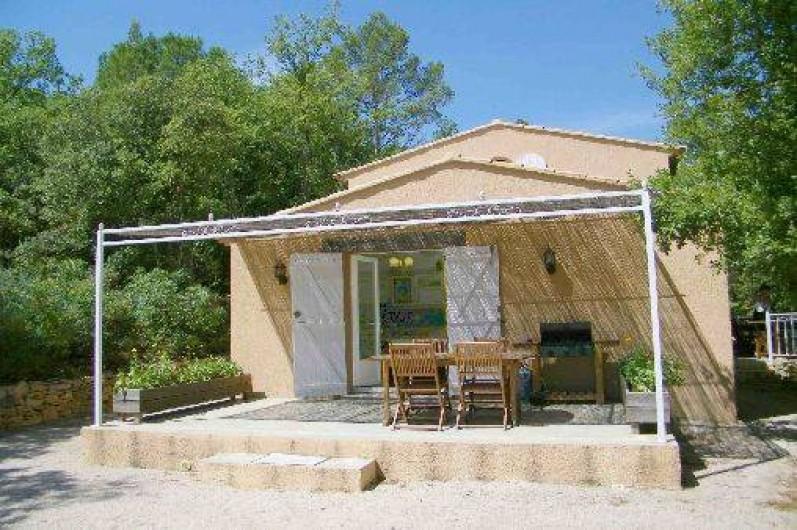 Location de vacances - Gîte à Cabasse
