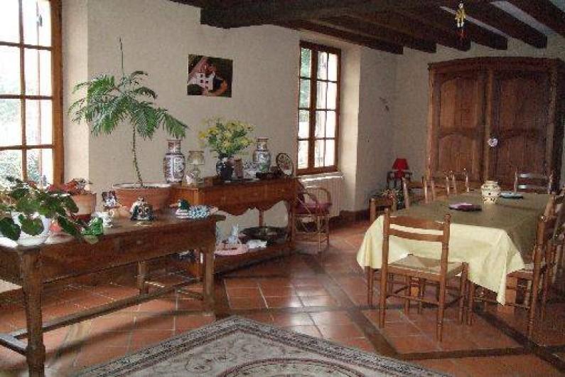 Location de vacances - Villa à Saint-Amand-de-Vergt