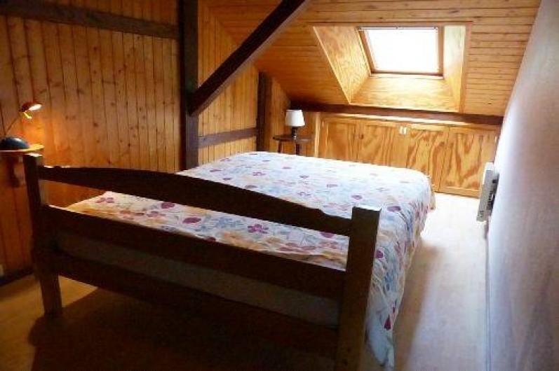 Location de vacances - Gîte à La Bresse - lit de deux personnes