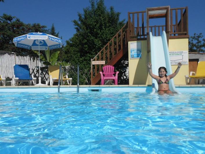 Location de vacances - Camping à Montauroux