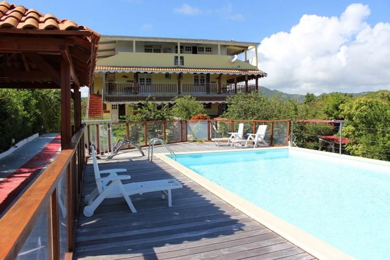 Location de vacances - Villa à Le Vauclin