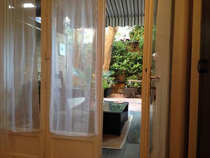 Location de vacances - Chambre d'hôtes à Juan les Pins
