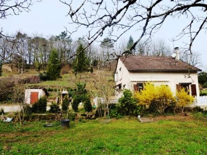 Location de vacances - Gîte à Terrasson-Lavilledieu - EXTERIEUR