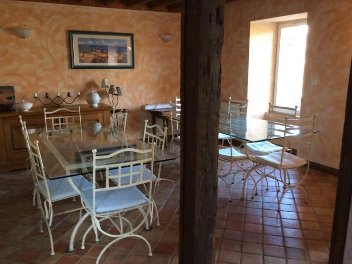 Location de vacances - Gîte à Francillon-sur-Roubion