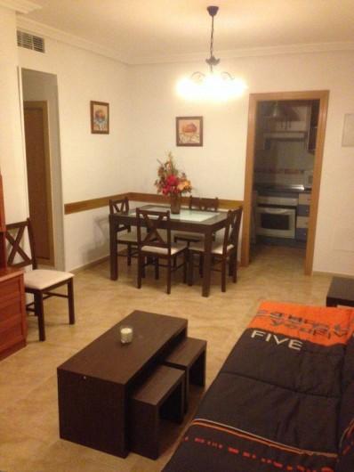 Location de vacances - Appartement à Los Geraneos