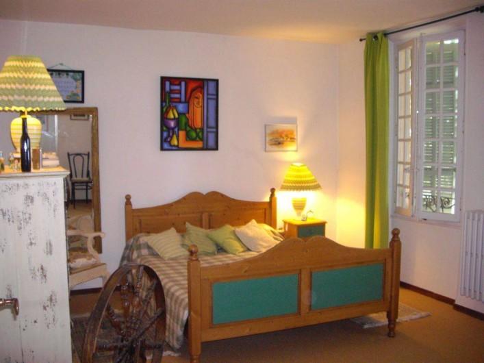 Location de vacances - Villa à Aix-en-Provence - Chambre 25 m2
