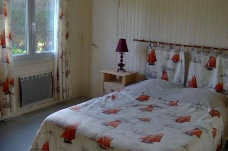 Location de vacances - Maison - Villa à Quiberville - Chambre parentale
