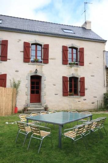 Location de vacances - Maison - Villa à Clohars-Carnoët - vue extérieure