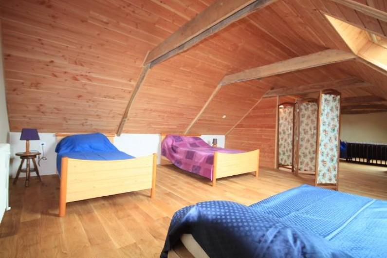 Location de vacances - Maison - Villa à Clohars-Carnoët - dortoir