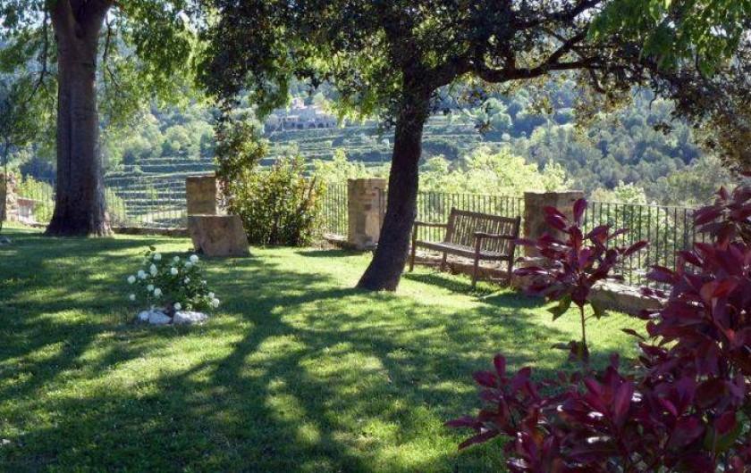 Location de vacances - Gîte à La Garrotxa - Jardin