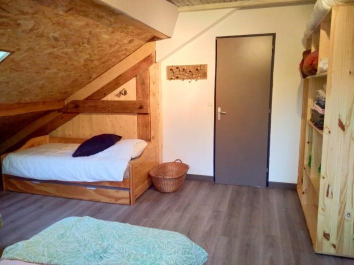 Location de vacances - Gîte à La Bourgonce