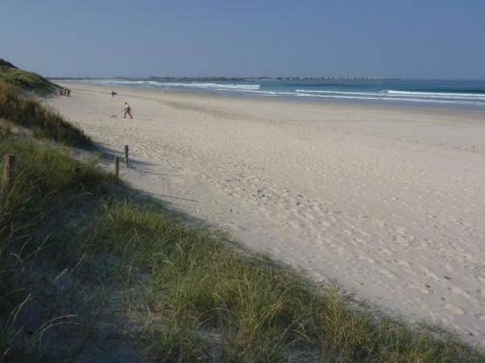 Location de vacances - Maison - Villa à Saint-Jean-Trolimon - Les dunes de Tronoan