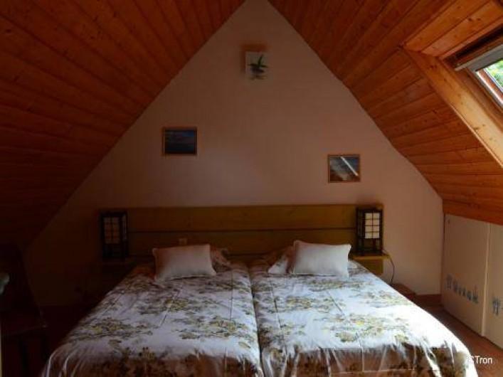 Location de vacances - Maison - Villa à Saint-Jean-Trolimon - Chambre 1