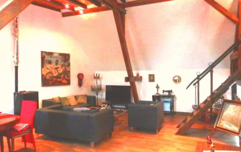 Location de vacances - Gîte à Olwisheim - Salon