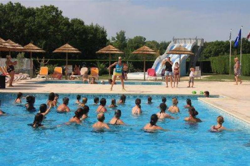 Location de vacances - Camping à Meschers-sur-Gironde