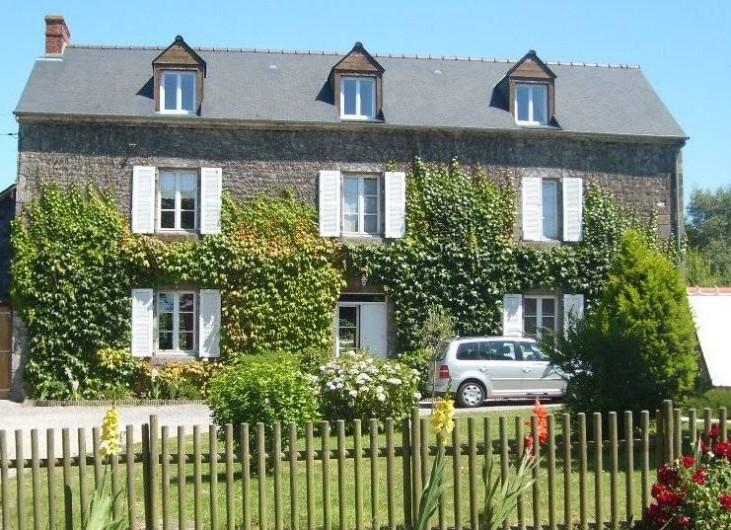 Location de vacances - Chambre d'hôtes à Les Iffs