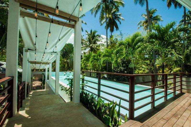 Location de vacances - Villa à Las Terrenas