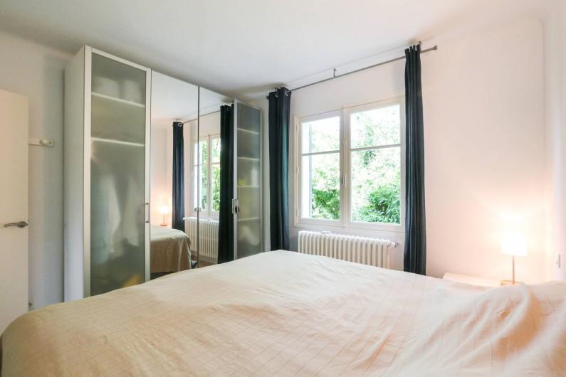 Location de vacances - Villa à Forcalquier - Chambre à coucher