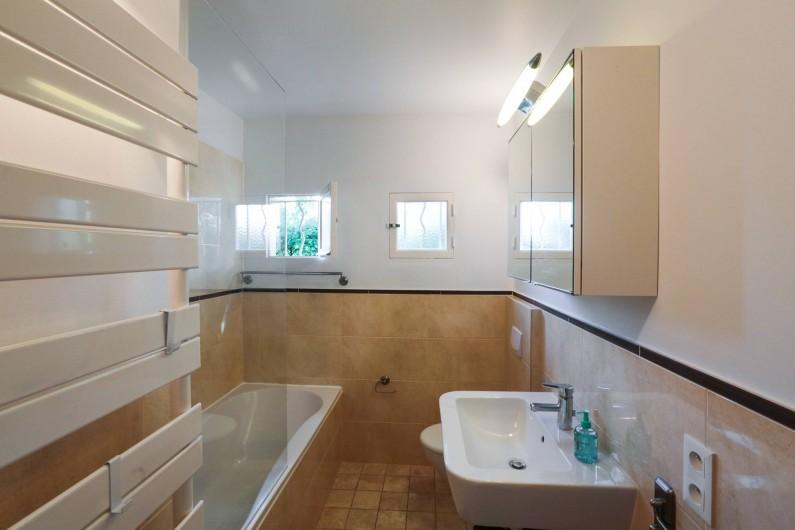 Location de vacances - Villa à Forcalquier - Salle de bain